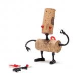 Luke, der Korkenroboter