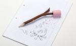 Marshmallow - Bleistift